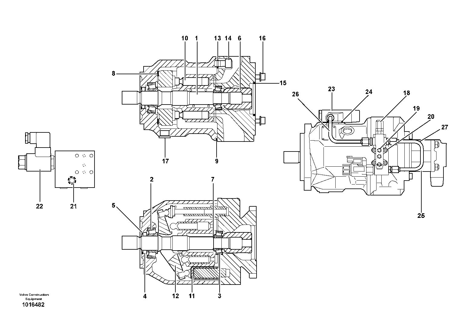 bekoloder-hidrolik-pompa