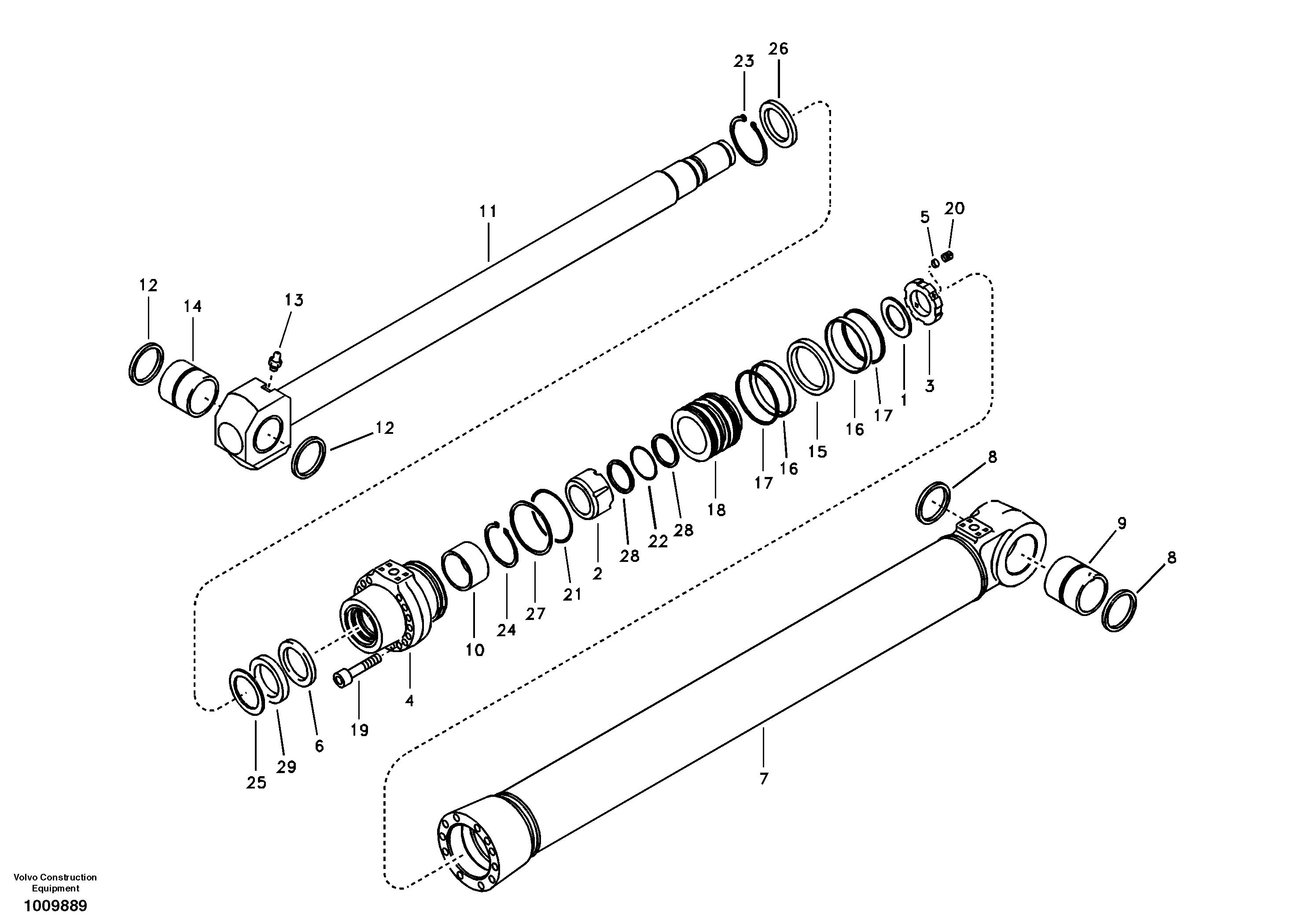 ekskavator-hidrolik-silindir