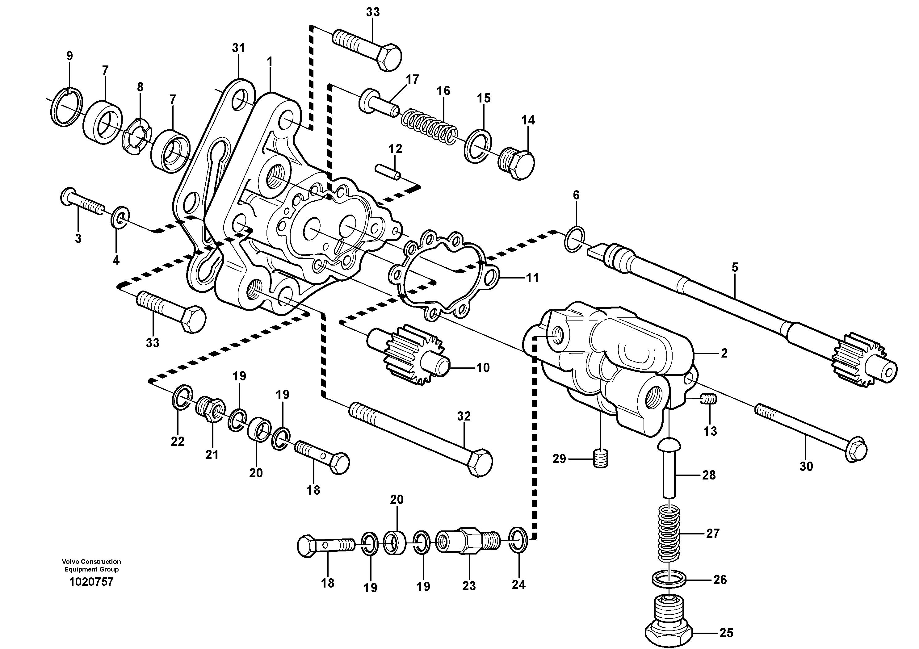 ekskavator-mazot-pompasi