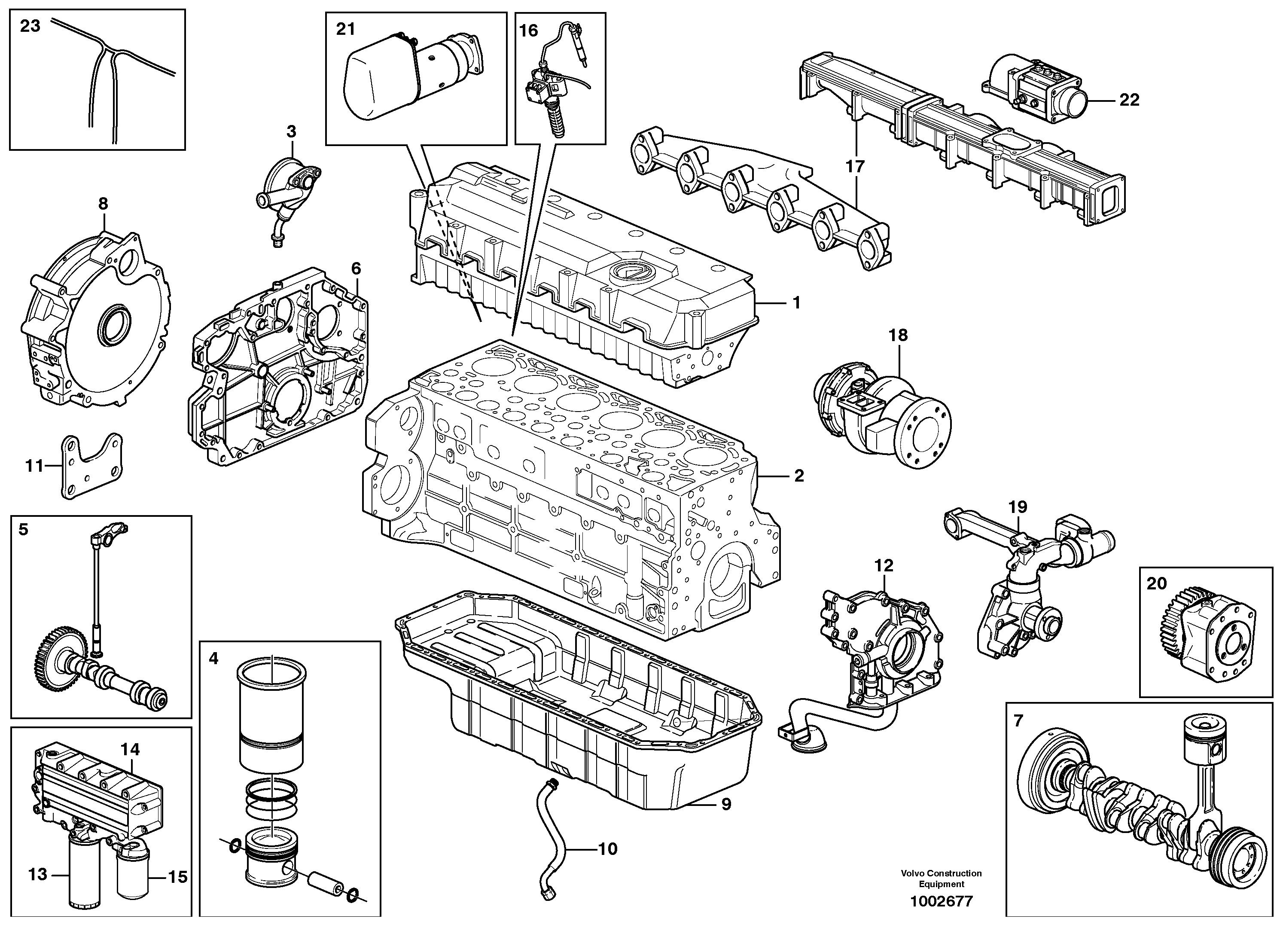 greyder-motor