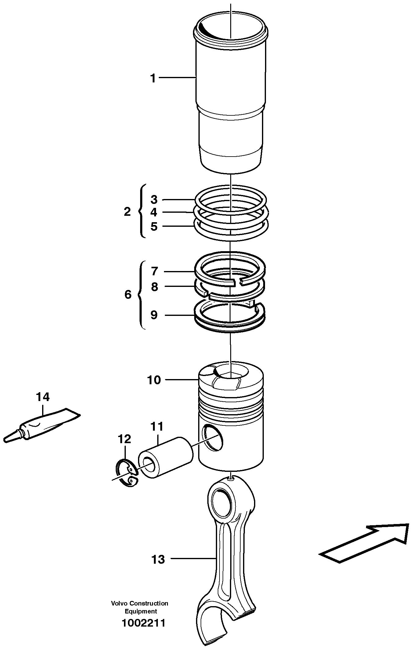 greyder-piston