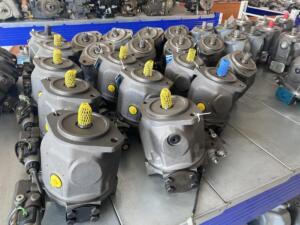 İş makinaları Hidrolik Pompa Ve iç Grubları