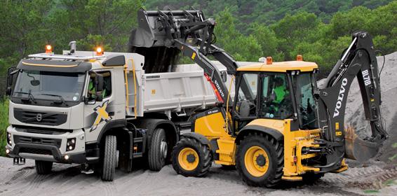 BL71 Volvo Beko Loder şanzuman arızaları ve yapılması gerekenler
